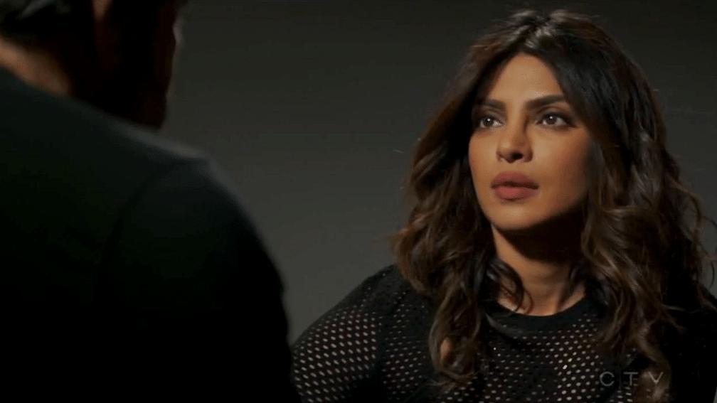 Priyanka Chopra in <i>Quantico.</i>