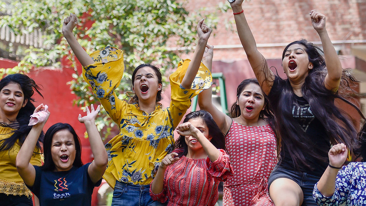 You Just Have To Work Hard: CBSE Class 12 Topper Meghna Srivastava