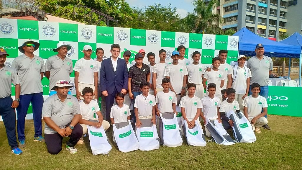 OPPO has taken its association with cricket to another level altogether.