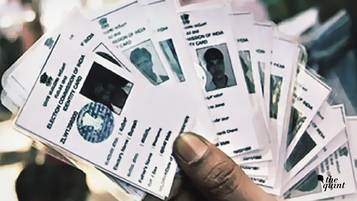 Over 9,746 voter IDs were found in a Bengaluru flat on 8 May.