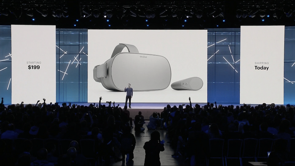 Oculus Go shipping starts today