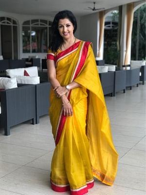 Actress Gautami. (File Photo: IANS)