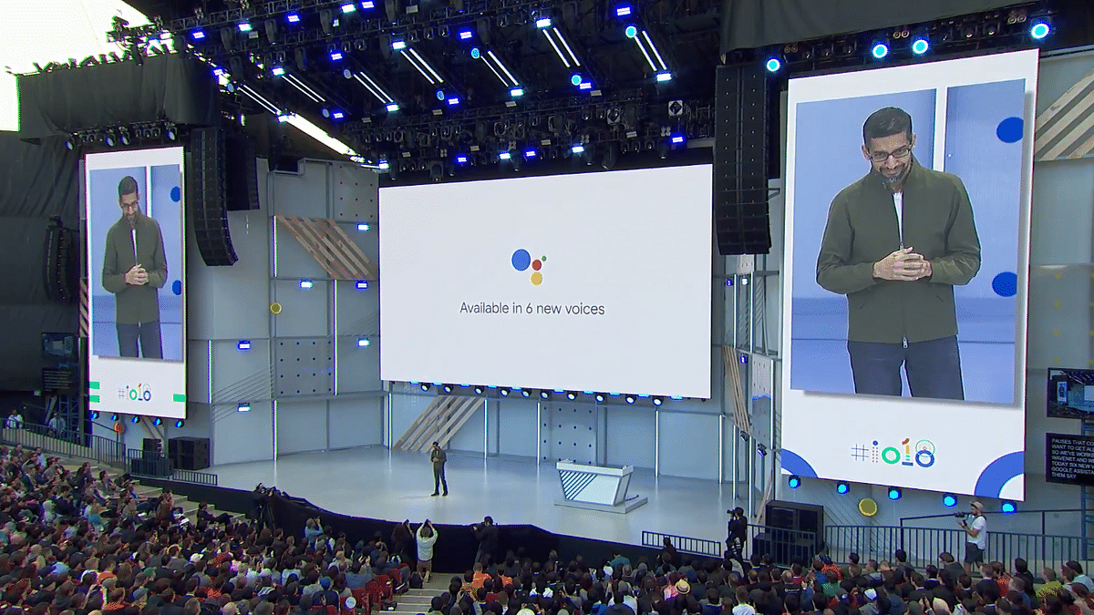 Google Assistant will get six new voices soon