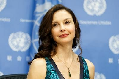 Actress Ashley Judd. (Xinhua/Li Muzi/IANS)