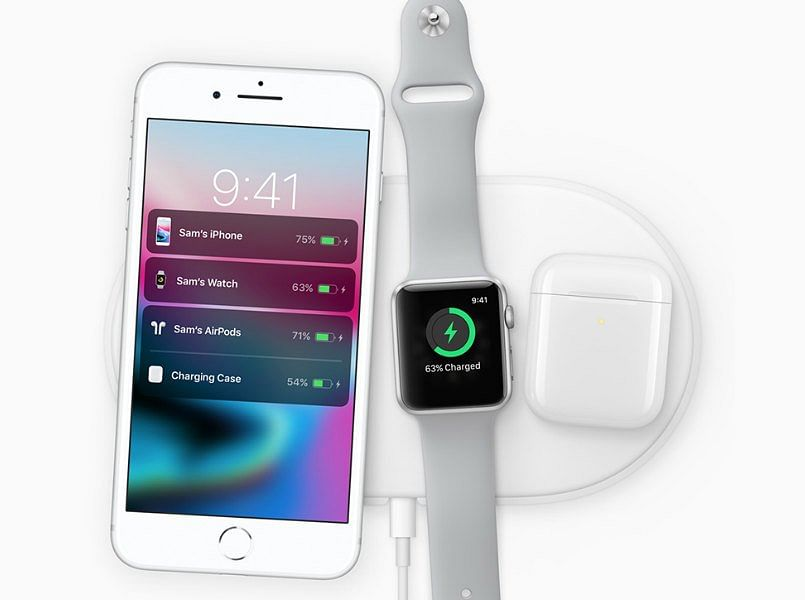 Apple AirPower was showcased but yet to hit the market.