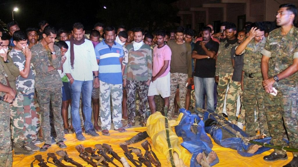 """The encounters which took place in Gadchiroli on 22 and 23 April were """"fake and cold-blooded mass murders."""""""