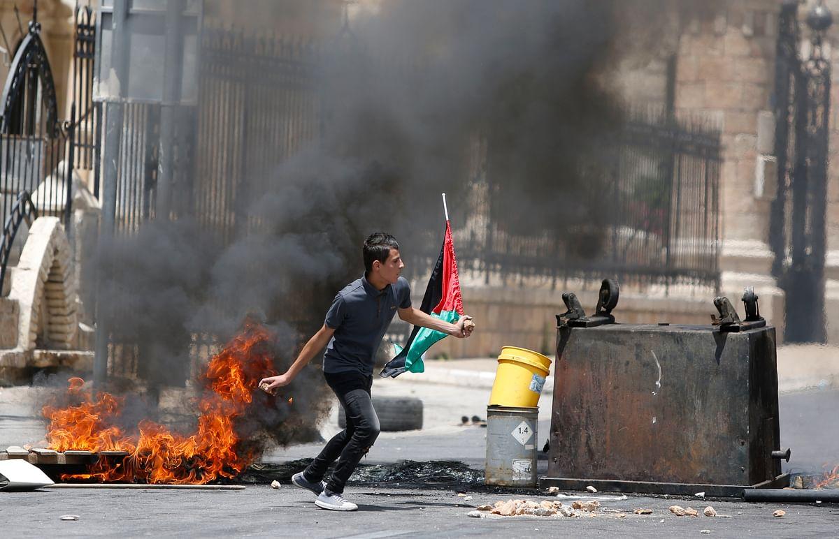 60 Gazans Killed in Protest March Against US Embassy in Jerusalem