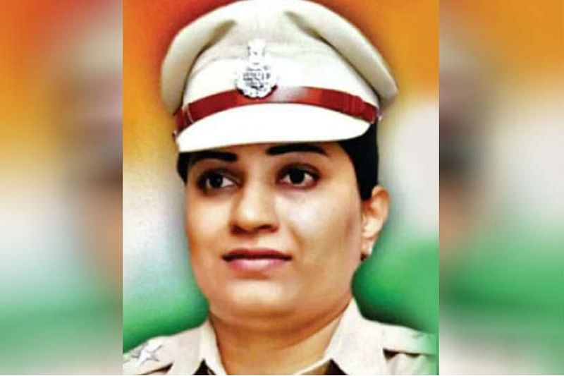 Assistant police inspector Ashwini Bidre has been missing since 2016. (Photo: Facebook).