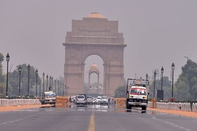 Heatwave conditions likely to persist in Delhi. (Photo: IANS)