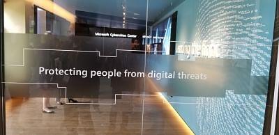 Microsoft Cybercrime Centre in Redmond, Washington,
