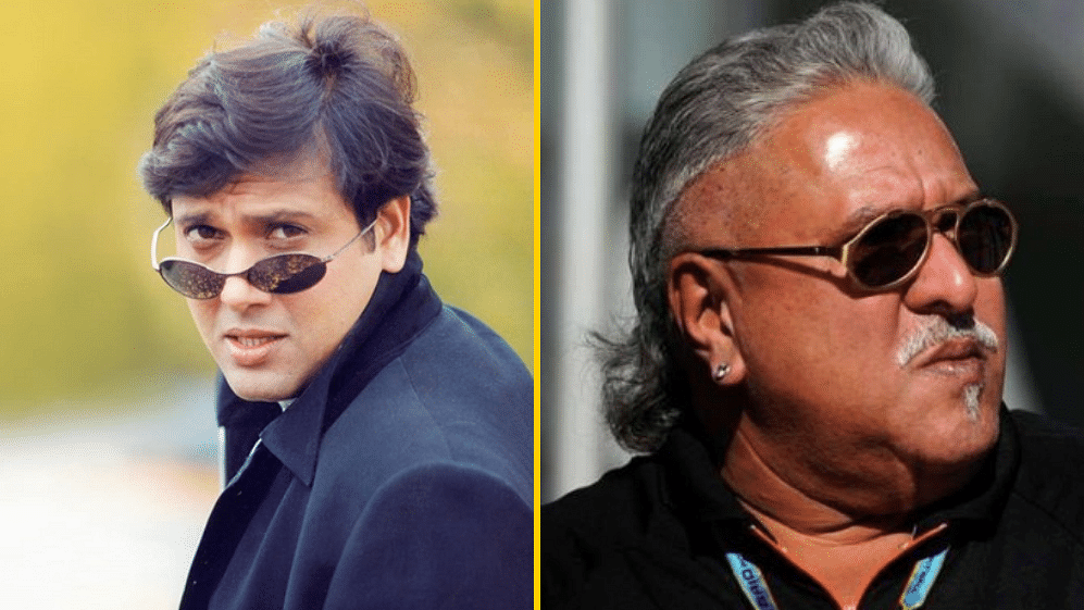"""""""I have made a movie inspired by the life of Vijay Mallya, and Govinda is in the main lead...""""says Pahlaj Nihalani."""
