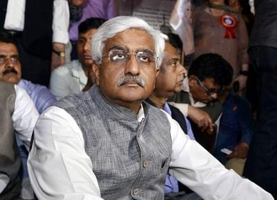 Anshu Prakash. (File Photo: IANS)