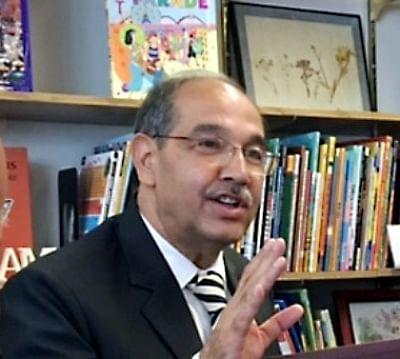Tariq Mansoor. (File Photo: IANS)