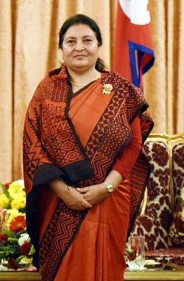 Bidya Devi Bhandari. (File Photo: IANS)