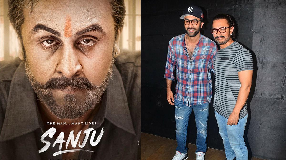Aamir Khan said no to Sunil Dutt's character in Sanju.