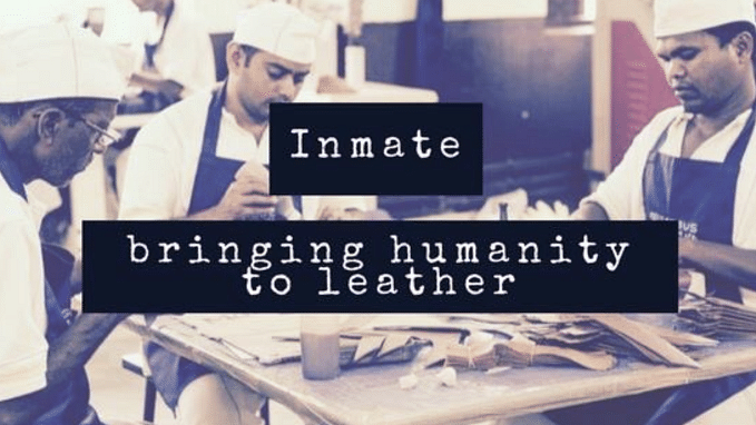 Social startup 'Inmate' helps Yerwada jail prison inmates manufacture and sell leather footwear.