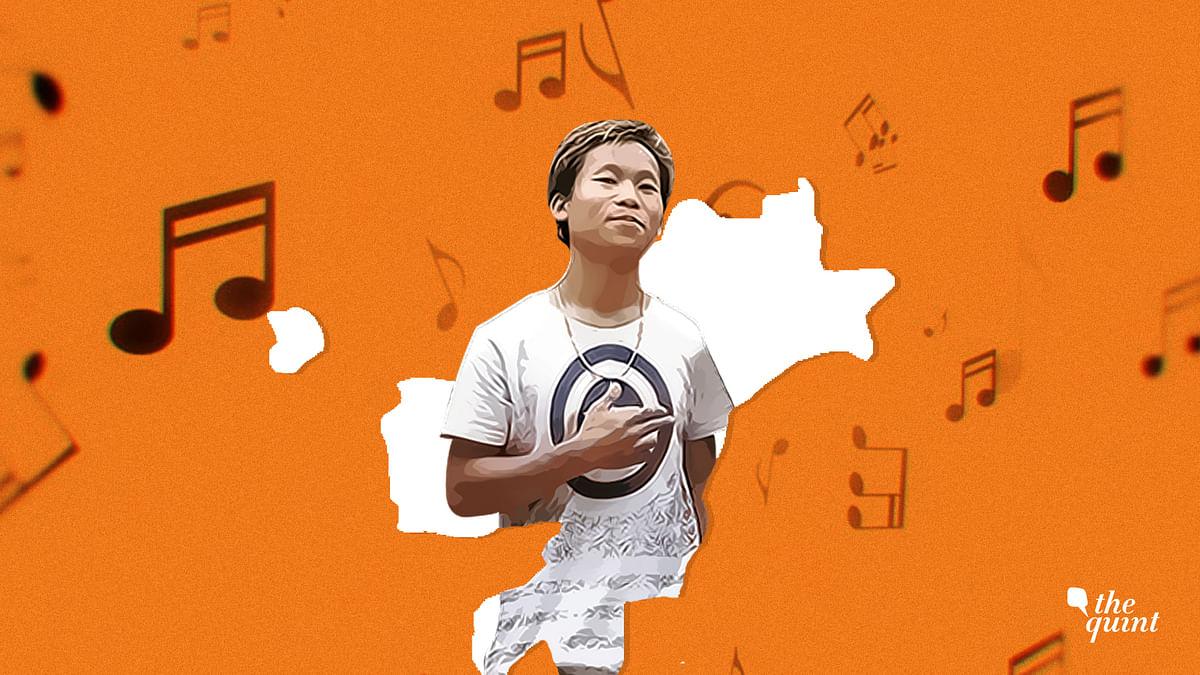 World Music Day: The Anti-Racism Rap from Arunachal Pradesh