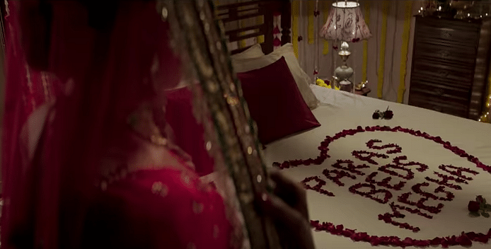 A still from the trailer of<i> Lust Stories.</i>