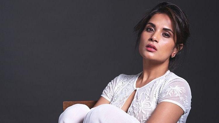 Actor Richa Chadha