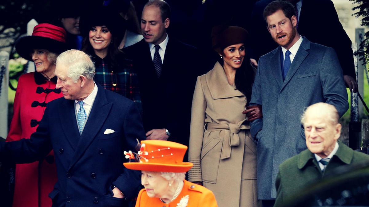 Meet the royals!