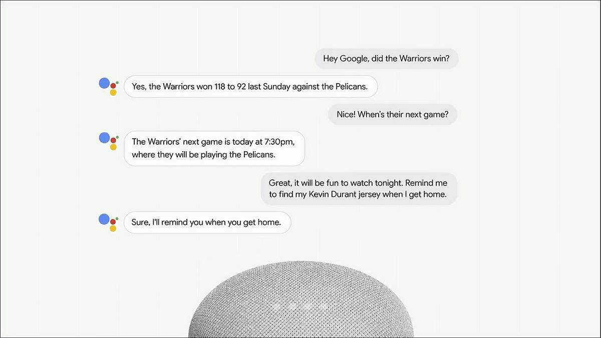 "No more saying ""Ok Google' again and again"