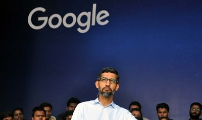 Kharagpur: Google CEO Sundar Pichai during an interactive session with students at Kharagpur IIT campus in West Bengal on Jan 5, 2017. (Photo: Kuntal Chakrabarty/IANS)
