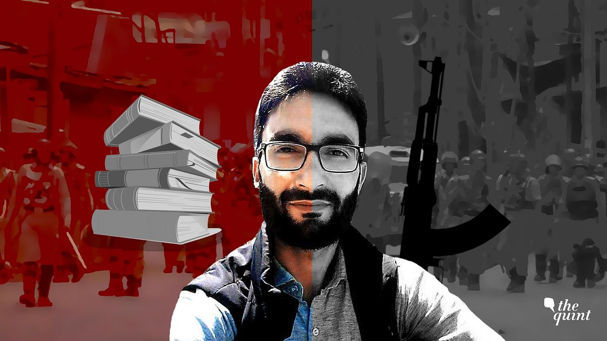 'Soft-Spoken, Humble': Friends Remember  Prof Who  Joined Hizbul