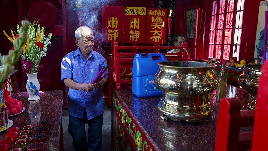 In Photos: Kolkata's Dwindling Indian-Chinese Community