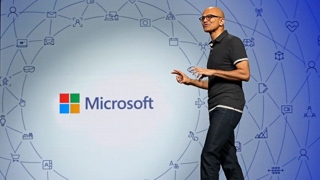 """Will Never Misuse User Data"": Satya Nadella at Build 2018"