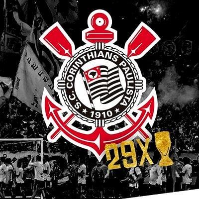 Corinthians. (Photo: Twitter/@Corinthians)