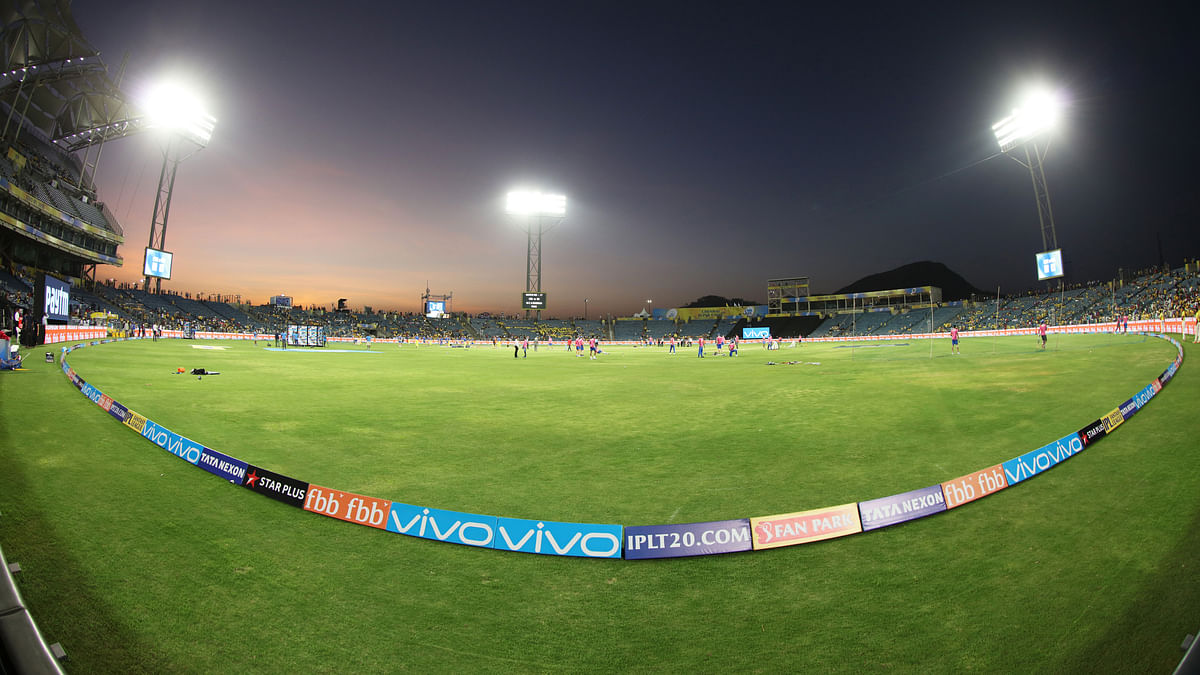 The historic Eden Gardens will host two play-off matches that were originally scheduled in Pune.
