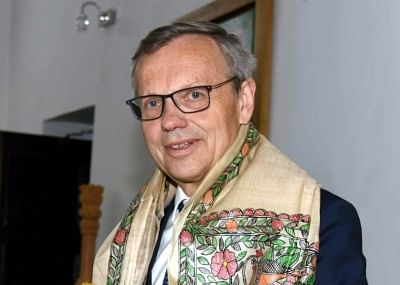 Nils Ragnar Kamsvag. (File Photo: IANS)