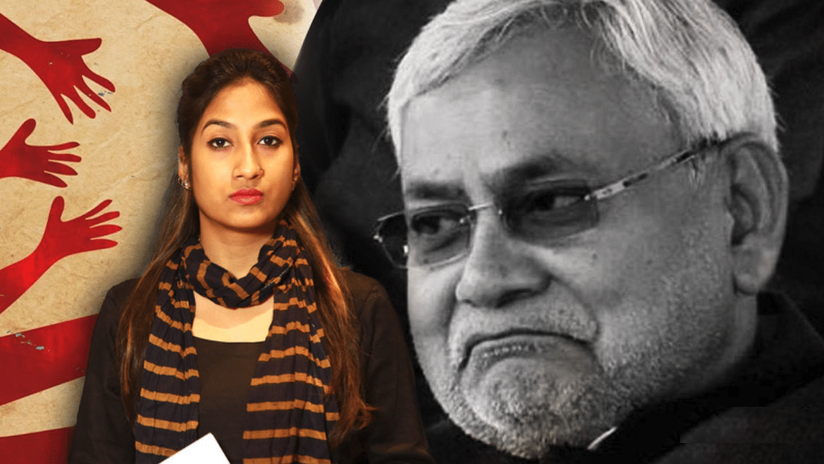 Nitish Ji, Is Safety of Women in Bihar Not Your Responsibility?