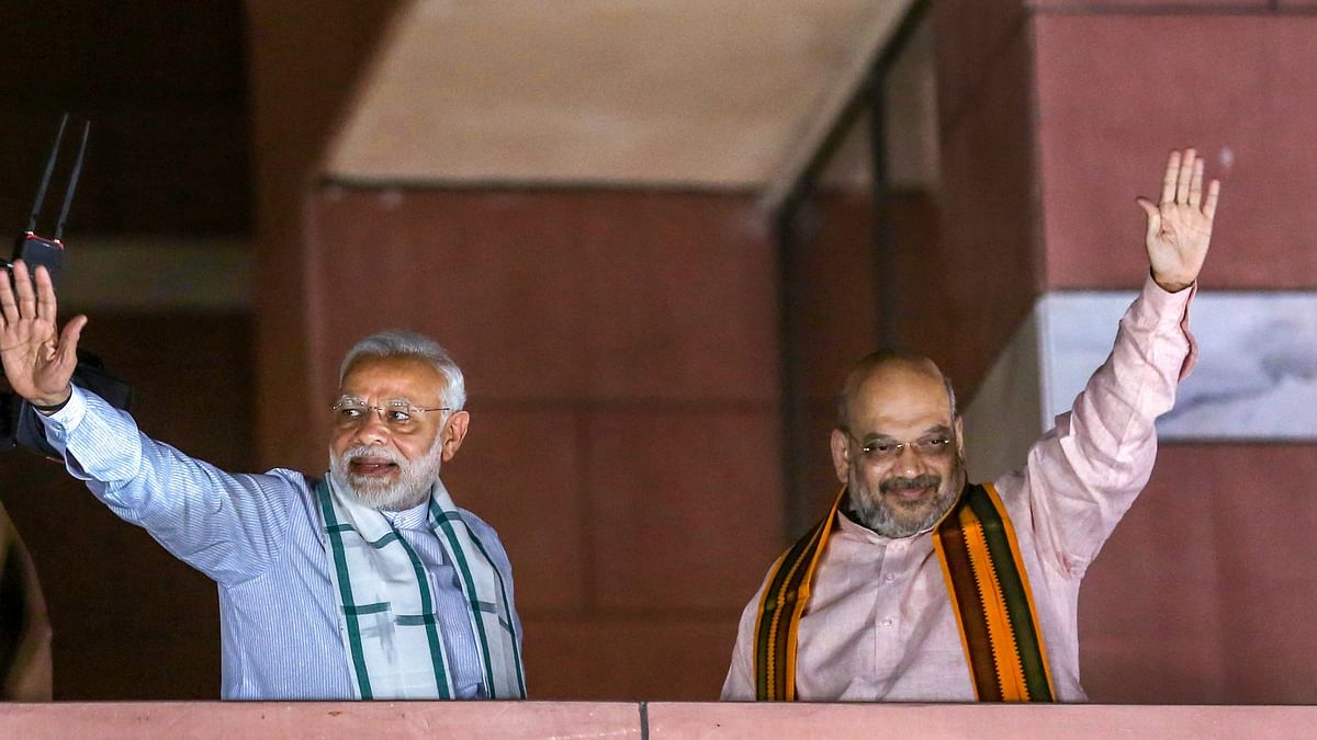 MP: Modi, Shah Address Mahakumbh in Bhopal to Power Poll Campaign