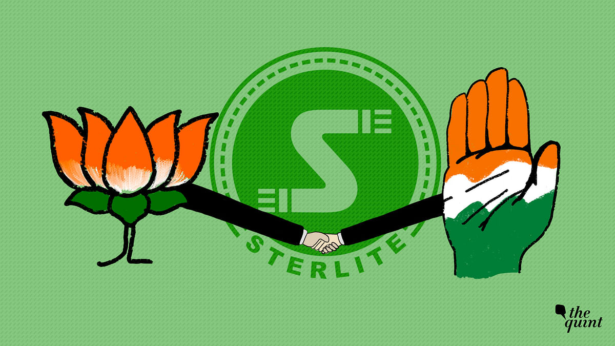 Did Sterlite get away with blatant environment violations because its a known political donor?