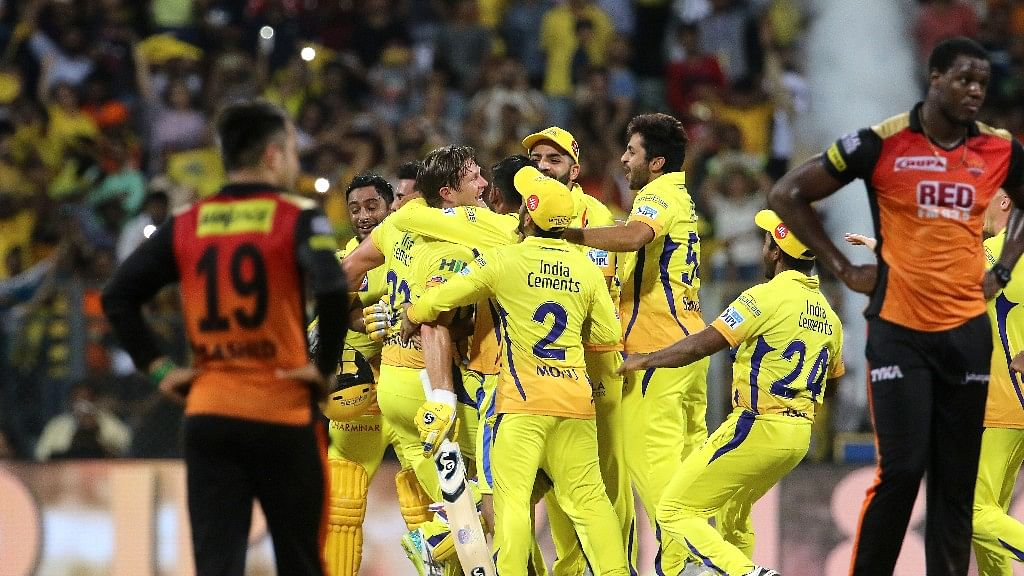 IPL 2018 Match Recap: CSK Clinch Title  Defeating SRH by 8 Wickets