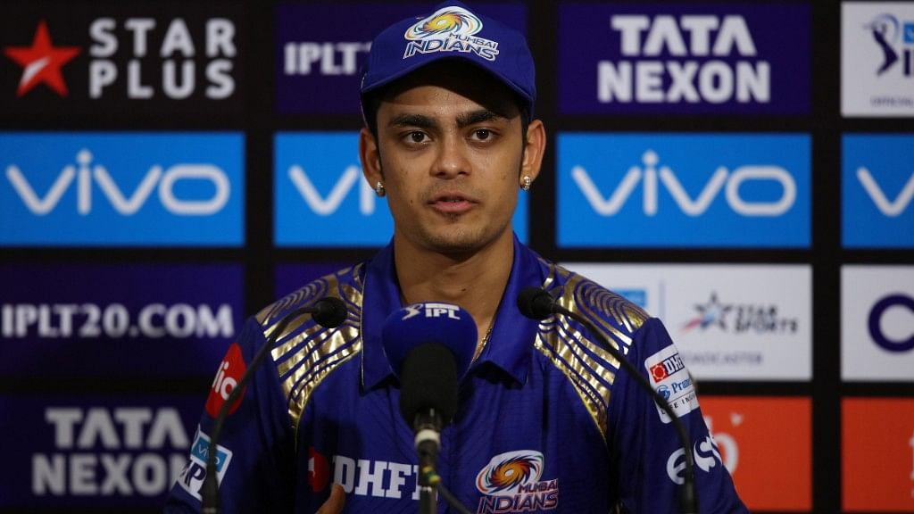 IPL 2018: All Credit to Captain Rohit For Backing Me, Says Ishan