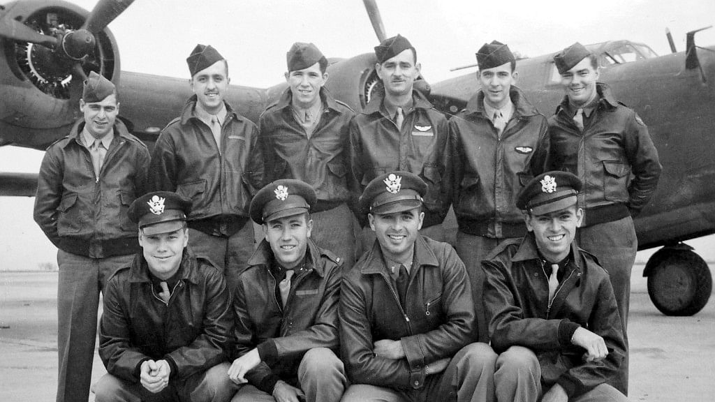 Remains of Missing WWII Bomber Tom Kelly Found After 74 Years