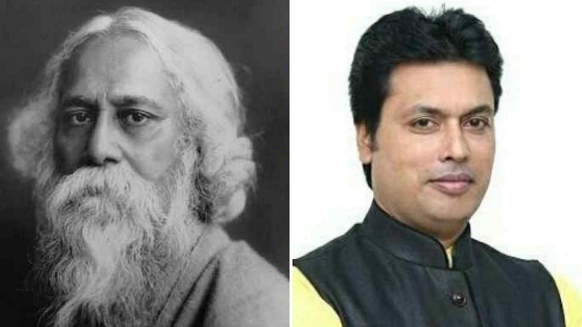 No Biplab Deb, Rabindranath Tagore Didn't Give Away Nobel Prize