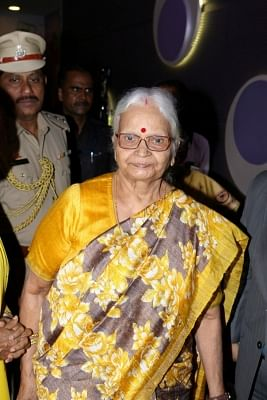 Mridula Sinha. (Photo: IANS)