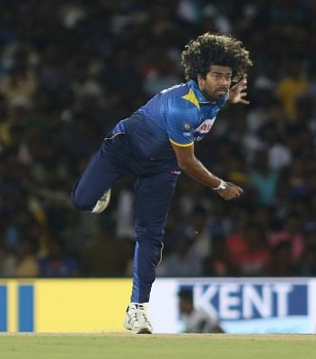 Sri Lankan cricketer Lasith Malinga.(File Photo: IANS)