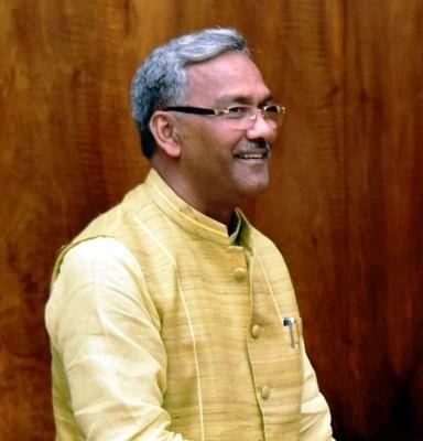 Uttarakhand Chief Minister Trivendra Singh Rawat. (File Photo: IANS)
