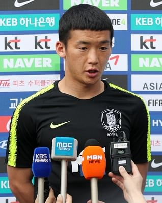 Kim Min-woo. (Yonhap/IANS)