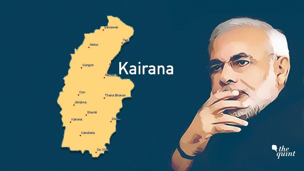 Kairana Bypoll Results:  Modi & BJP's Fate Hangs in the Balance