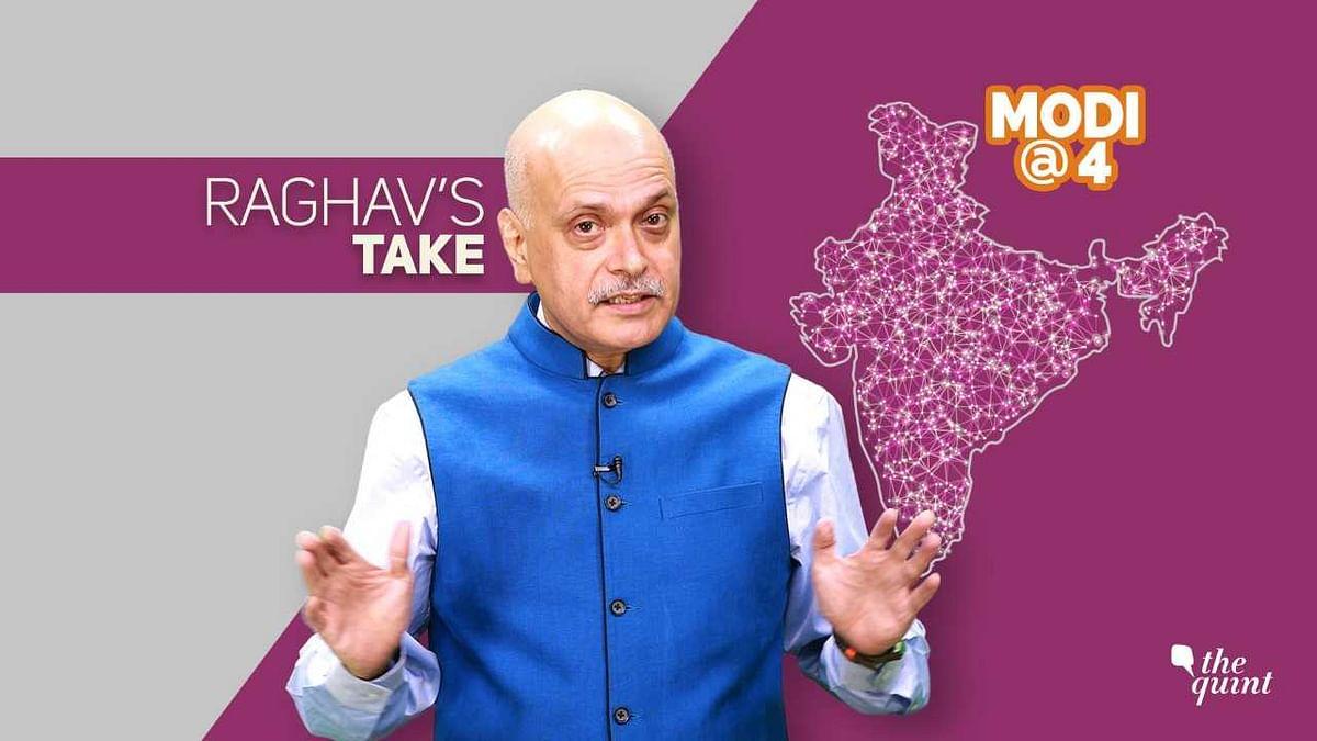 Modi @4: Digital India Colonised, by IAS!