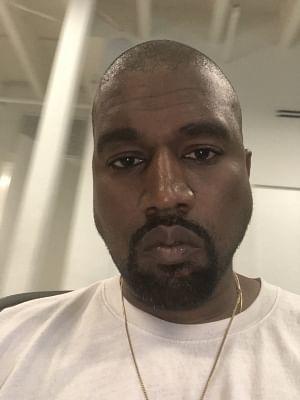 Kanye West. (Photo: Twitter/@kanyewest)