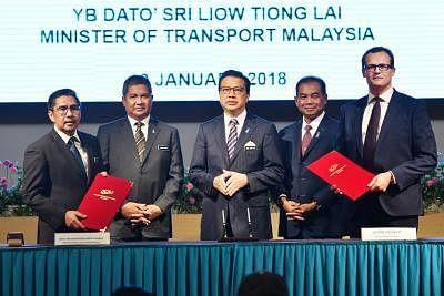 PUTRAJAYA, Jan. 10, 2018 (Xinhua) -- Malaysia