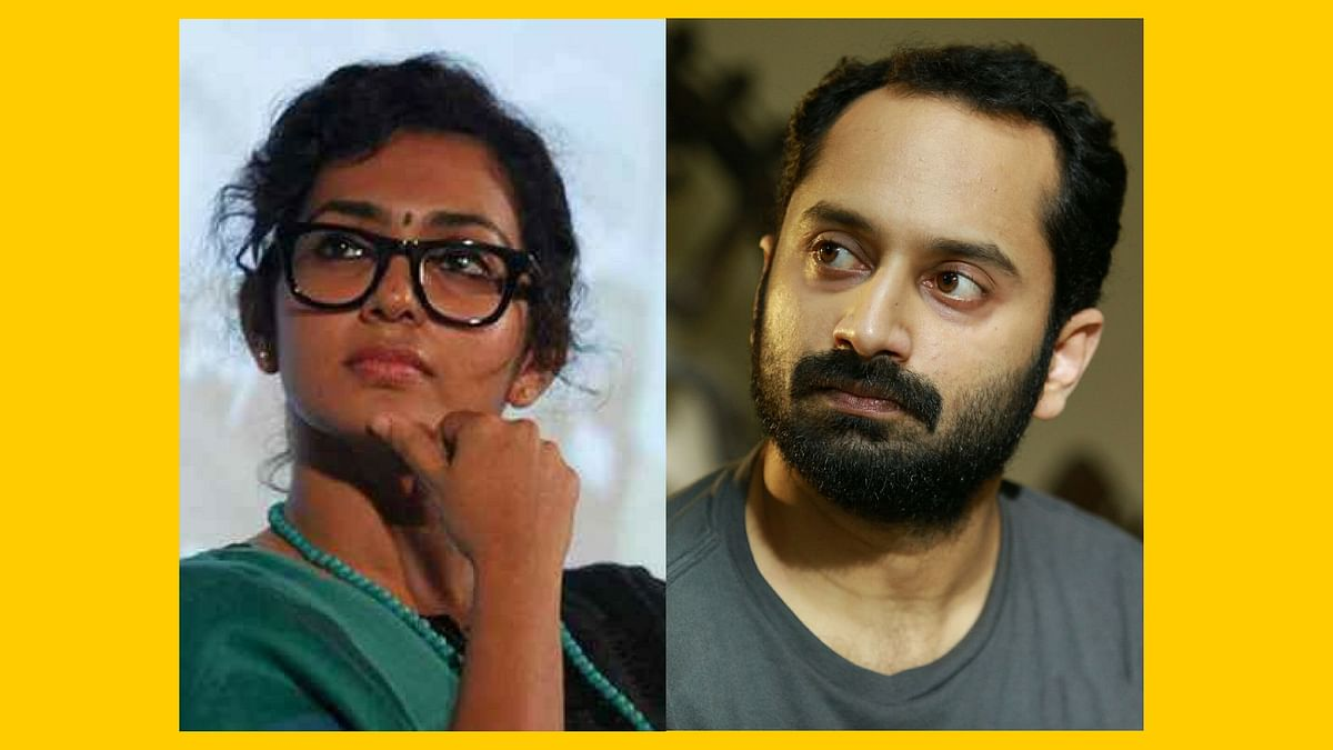 Parvathy and Fahadh Faasil told the media that they were upset about the discrimination in the award ceremony.
