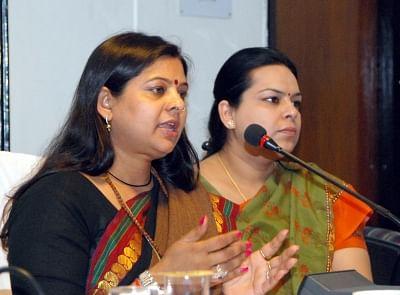 Haryana Art and Cultural Affairs Minister Kavita Jain. (Photo: IANS)