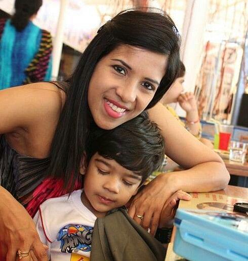 """He gave me hope,"" says Pranjalee."
